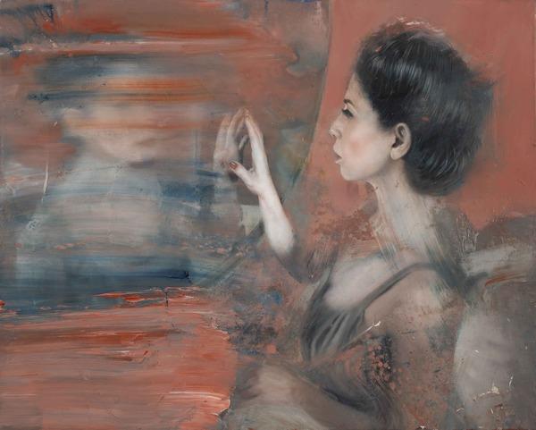 donnaallospecchio-oliosutela-60x75cm.-2015-bellezza-gibran-donna-energia